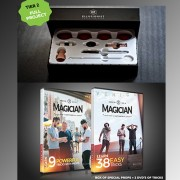 How To Be A Magician - Full Project + 2 DVD